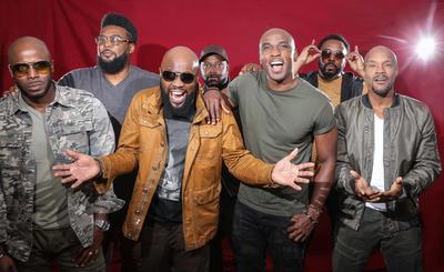 Bild vergrößern: Naturally 7 - »Best of Vocal Play« in der Stadthalle Stadtallendorf